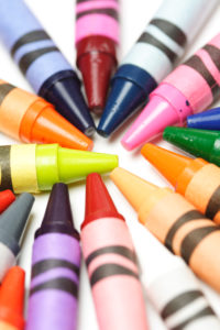 Crayons Are Fun: Making 'Em, Coloring With 'Em, Reading About 'Em!